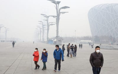 Supporting better air quality management in China